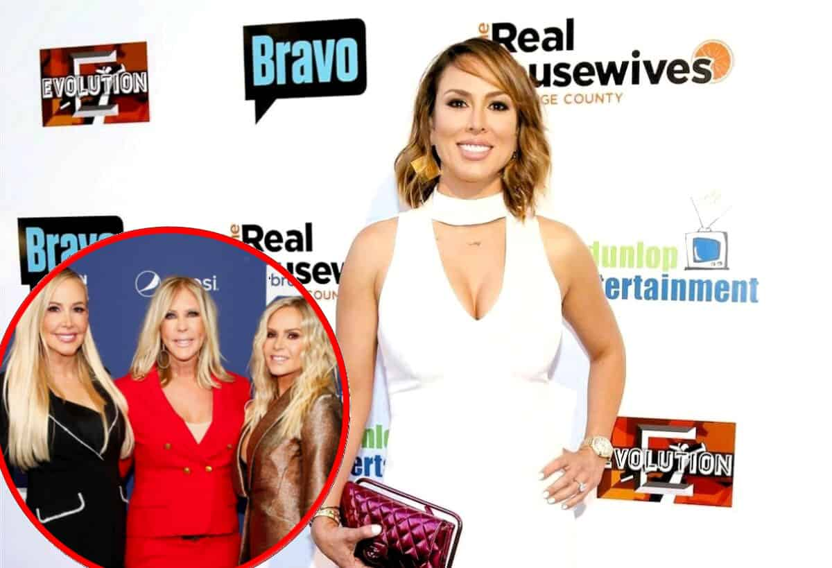 Kelly Dodd Denies Getting Engaged for a Storyline and Accuses RHOC Cast of 'Using' Her, Plus She Demands Vicki Gunvalson Stop Talking About Her Daughter