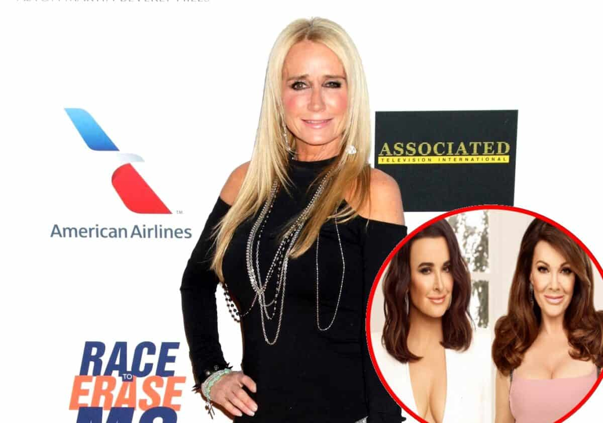 RHOBH's Kim Richards Speaks Out About Hospitalization for the First Time, Talks Kyle Richards and Lisa Vanderpump Feud and Reveals Plans to Release Autobiography