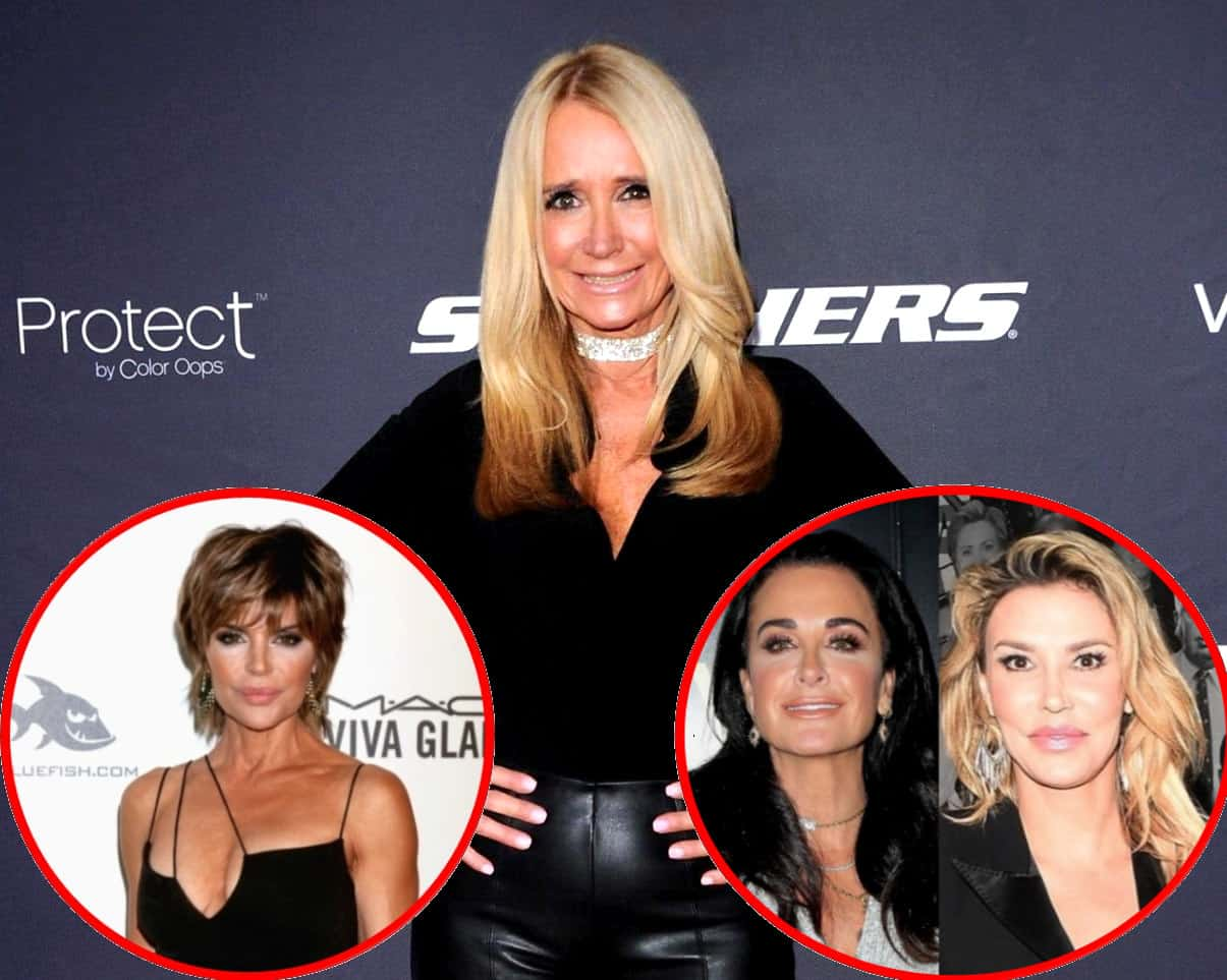 RHOBH's Kim Richards Suffers Major Cancer Scare, Why It Inspired Her to Call a Truce With Former Costar Lisa Rinna, Plus She Dishes on Kyle and Brandi's Reconciliation