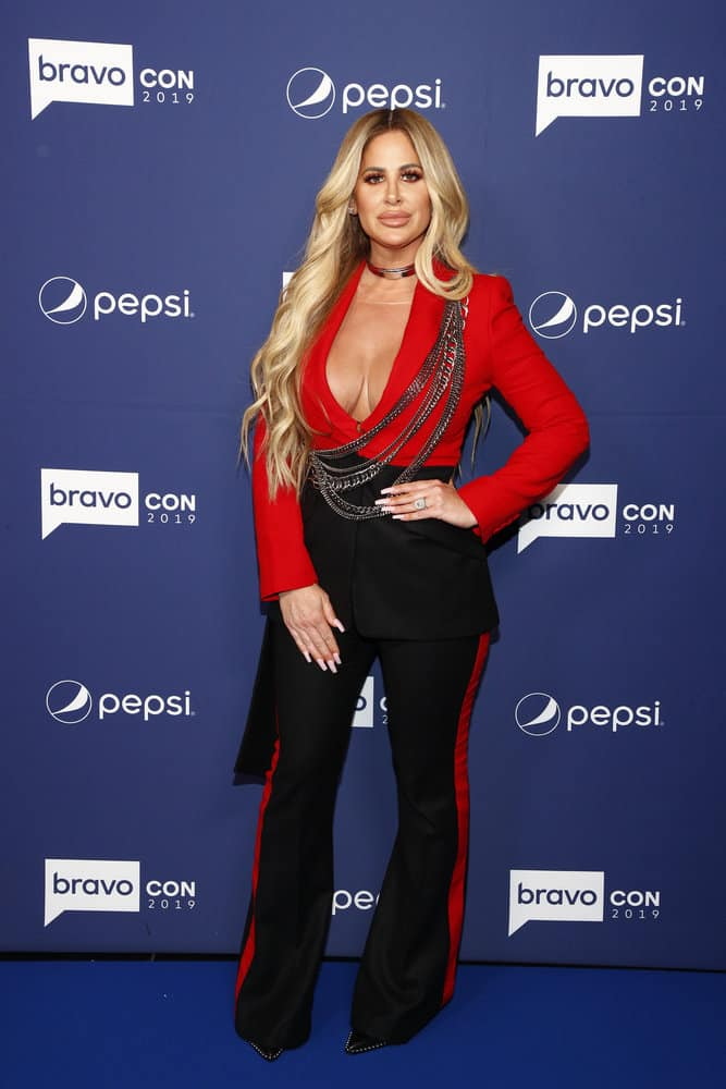 Kim Zolciak Attends BravoCon