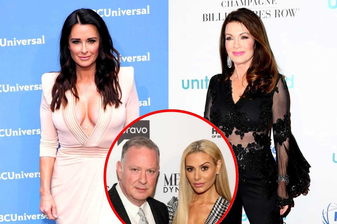 RHOBH's Kyle Richards Seemingly Shades Lisa Vanderpump by Wearing Crown With Dorit Kemsley and Declaring it 'Fits,' Plus See PK's Shady Dig at Lisa