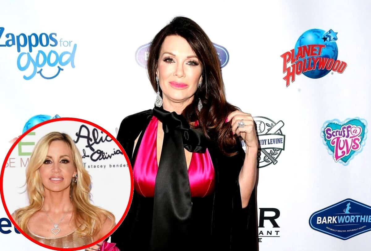 Lisa Vanderpump Reveals if She's Open to Coming Back to RHOBH