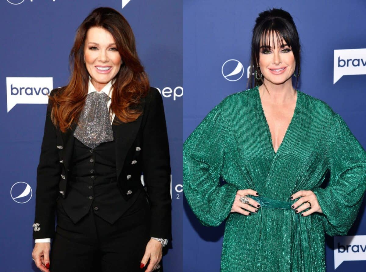Lisa Vanderpump Throws Shade at Kyle Richards Over Restaurant Run-In and Fires Back at Kyle's Claim About Her Avoiding the RHOBH Cast at BravoCon