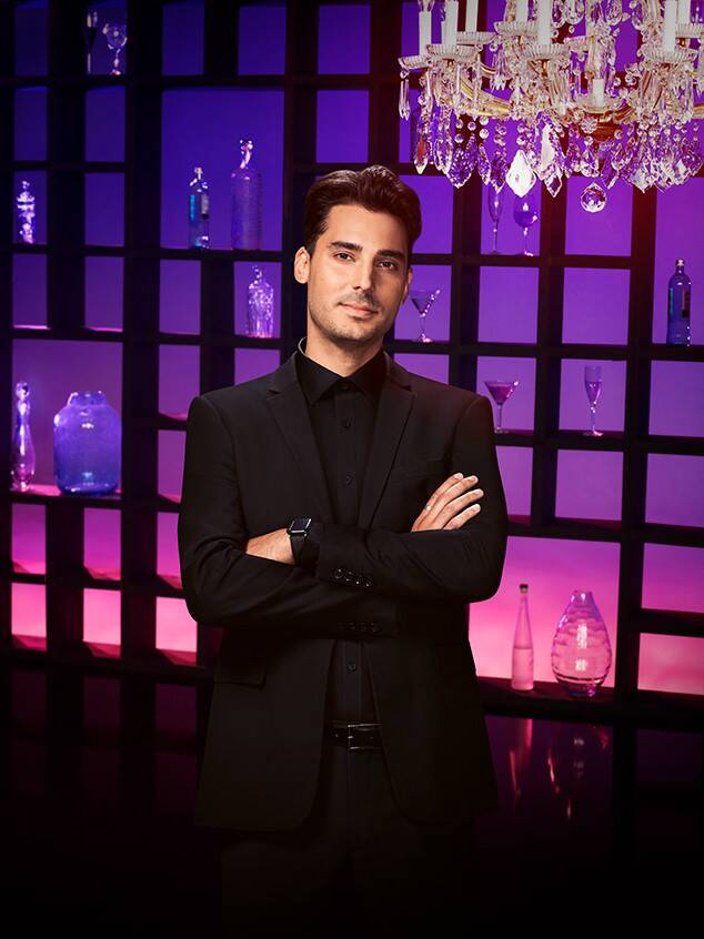 Max Boyens of Vanderpump Rules