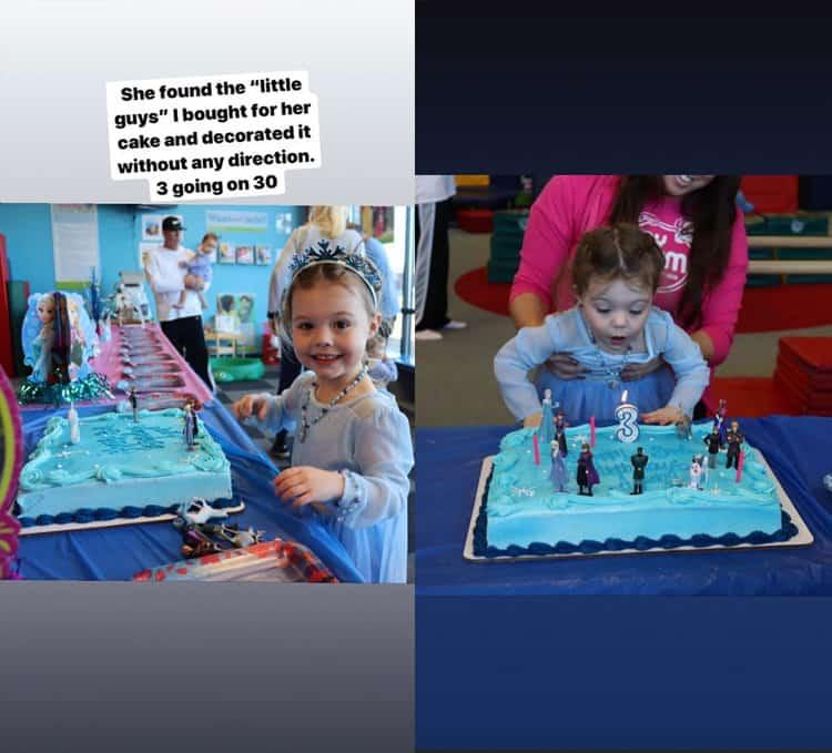 RHOC Meghan King Edmonds Daughter Aspen Turns 3