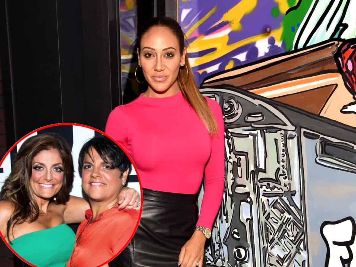 RHONJ's Melissa Gorga Reveals if She's Spoken to Kathy Wakile and Rosie Pierri and Reacts to the Possibility of Them Returning to the Show