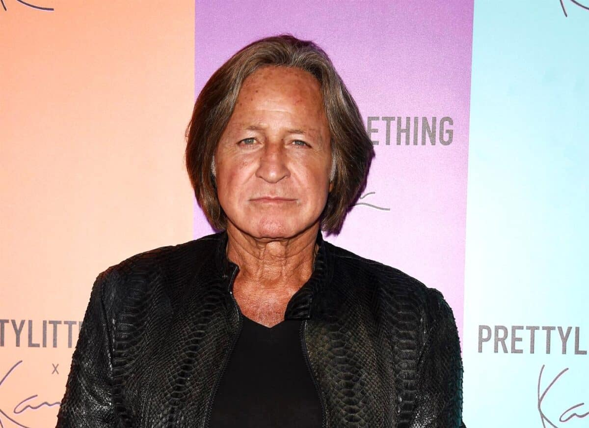 RHOBH's Mohamed Hadid Files for Bankruptcy After Being Ordered to Tear Down His $100 Mansion in Los Angeles
