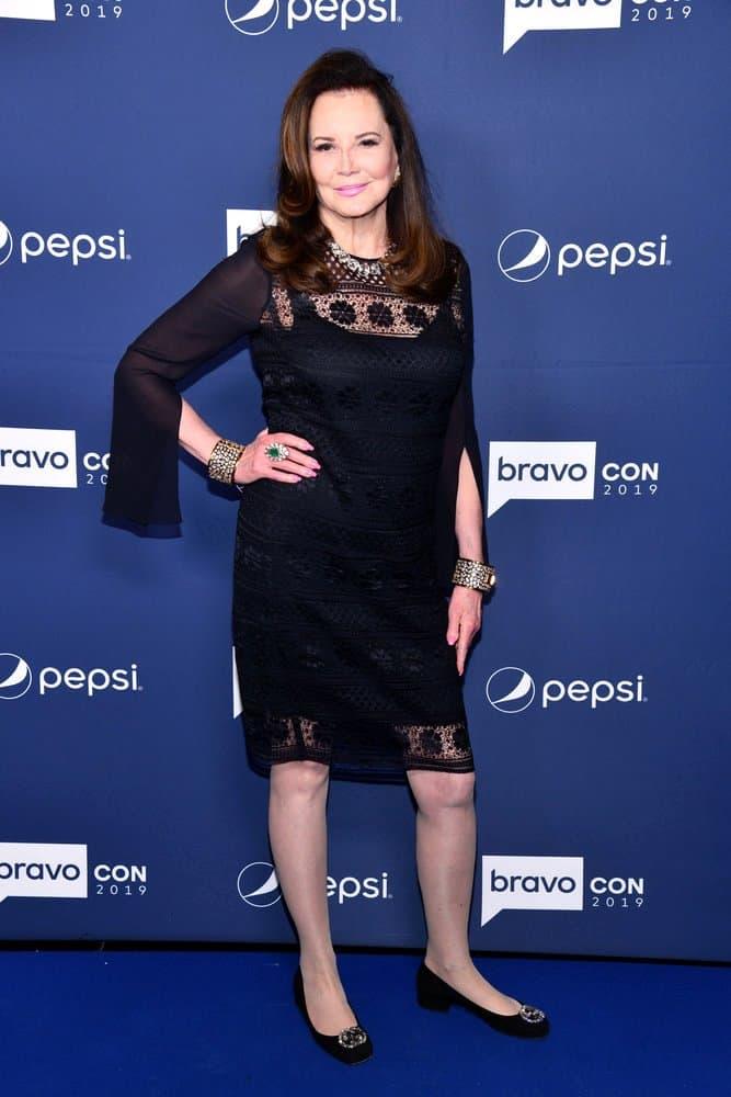 Patricia Altschul at BravoCon