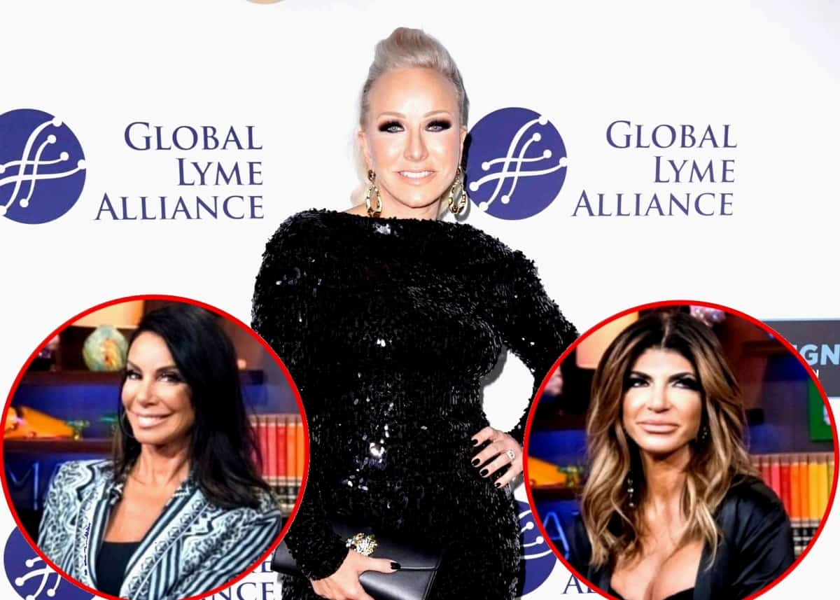 RHONJ's Margaret Josephs Responds to Danielle's Claim That She Broke Up Her Marriage, Plus Does She Regret Alleging Teresa Had an Affair in the Season Trailer?