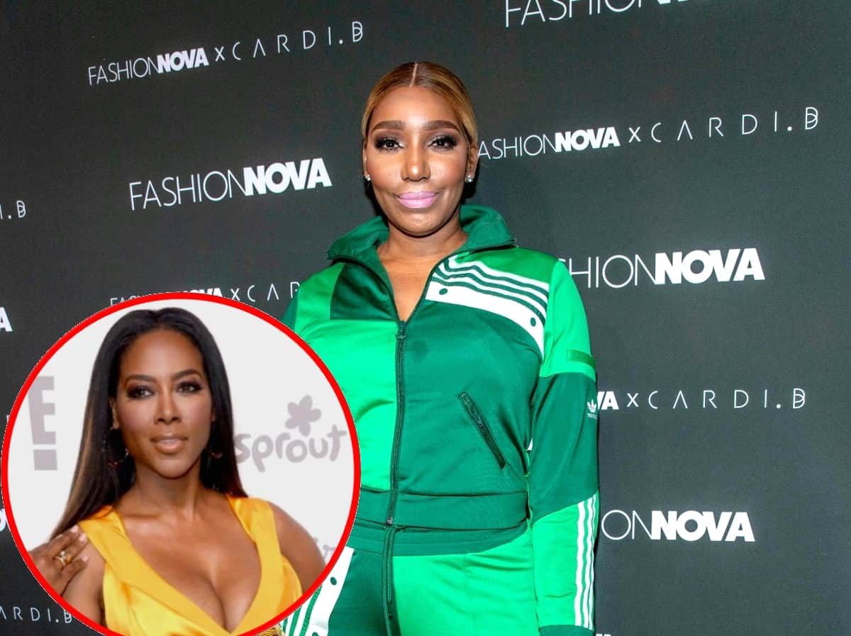 Nene Leakes Reveals RHOA Salary for First Season, Denies Meddling in Kenya's Marriage and Offers an Update on Her Marriage to Gregg