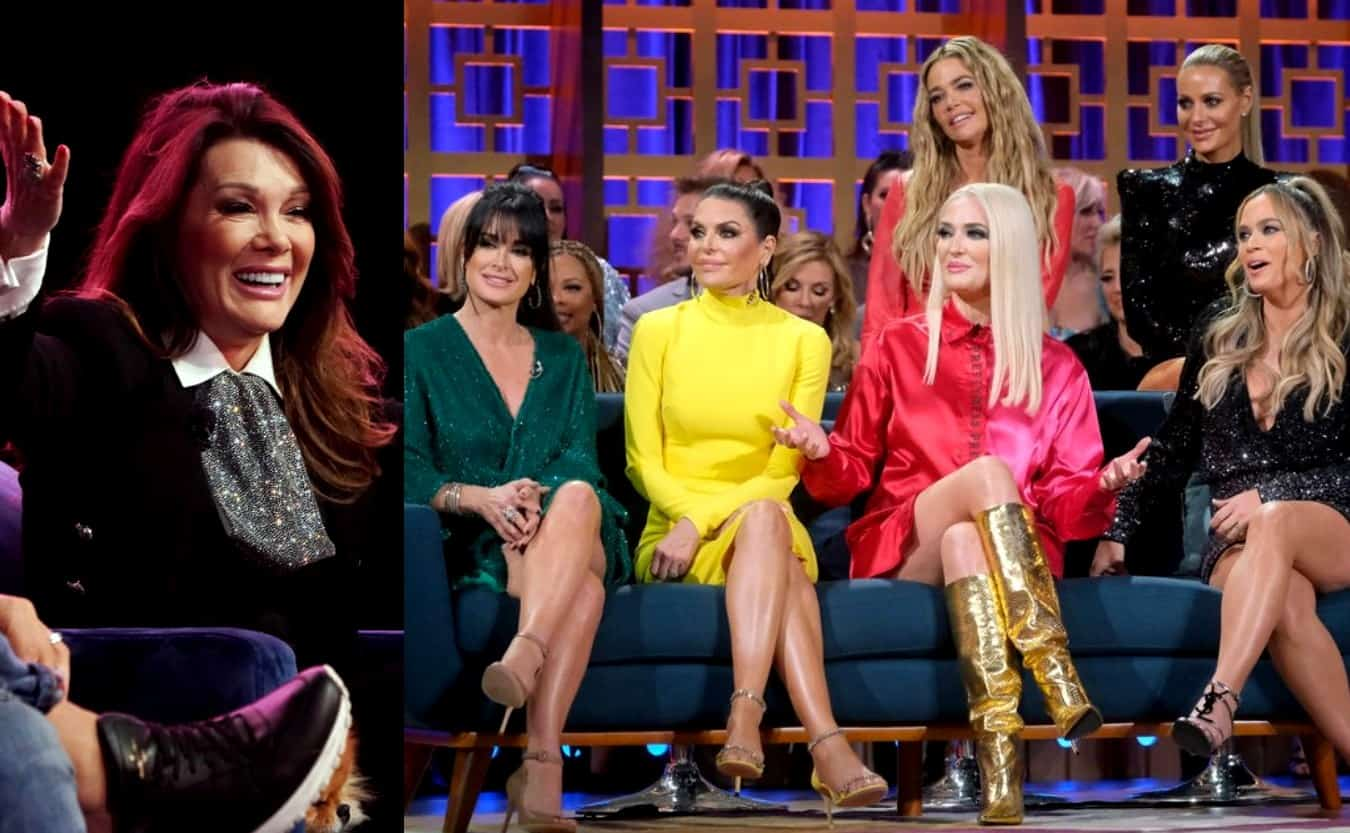 Here's How the RHOBH Cast Tried to Avoid Lisa Vanderpump Questions at BravoCon, Plus Kyle Richards Claps Back at Lisa!