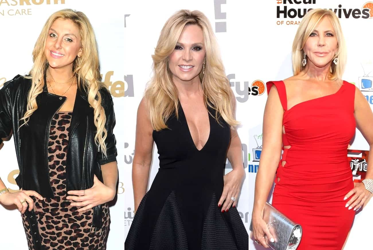 Gina Kirschenheiter Reveals Tamra Judge's Best Quality, Says Vicki is 'Embarrassed' to Be a Part of RHOC