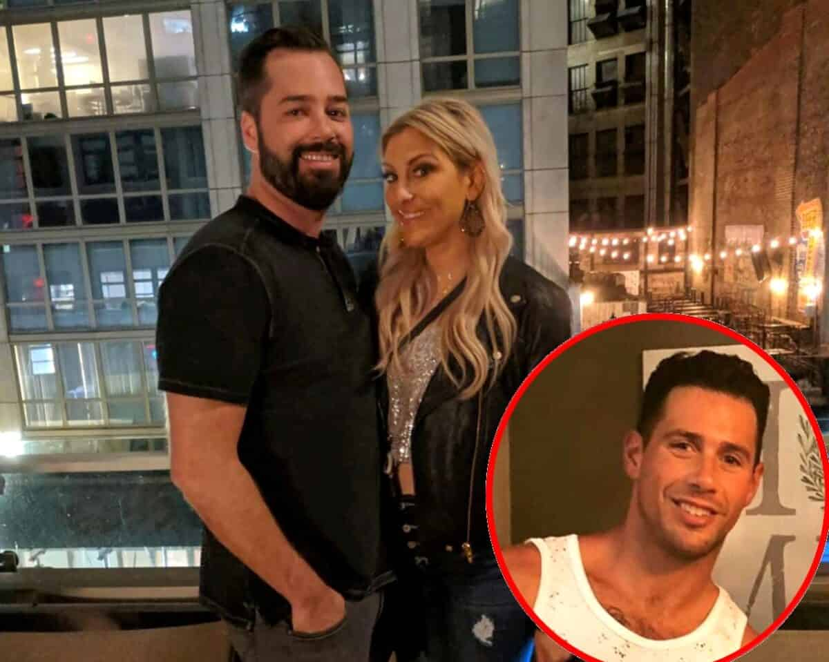 RHOC's Gina Kirschenheiter On How Her Ex Matt Reacted to Meeting Her New Boyfriend Travis