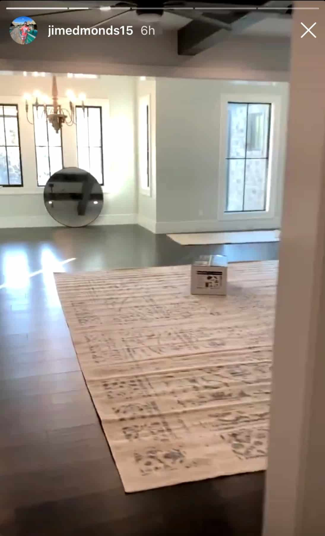 RHOC Jim Edmonds Offers Look Inside His New Home