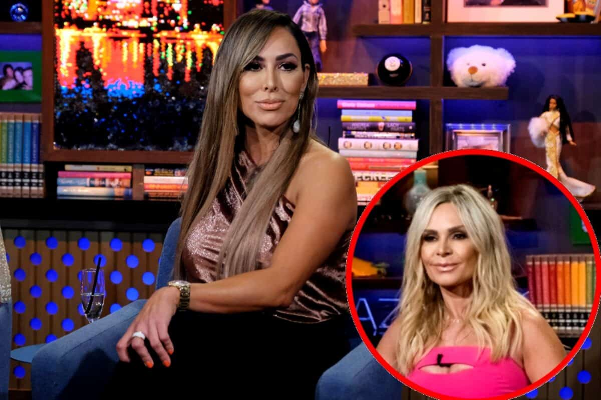 RHOC's Kelly Dodd Admits to Missing Tamra Judge, Is She Open to Making Amends? Plus She Starts #BlameKelly Hashtag