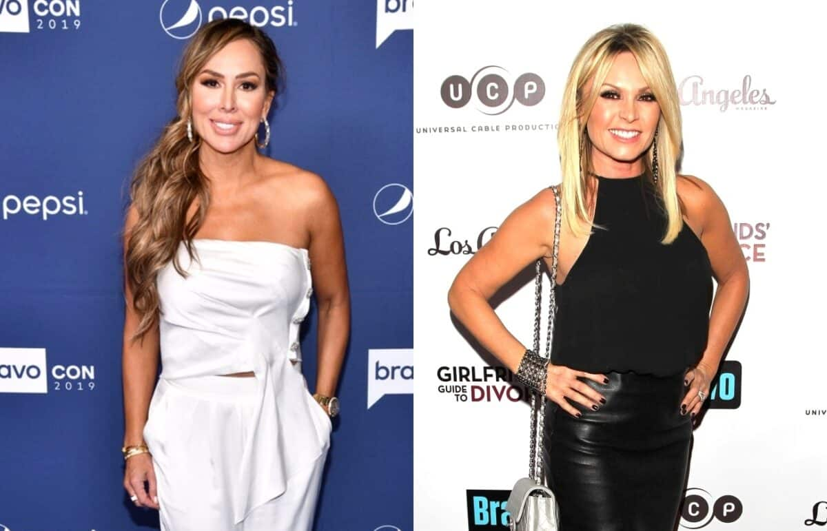 RHOC's Kelly Dodd Slams Tamra Judge and Her 'F**ked Up' Family