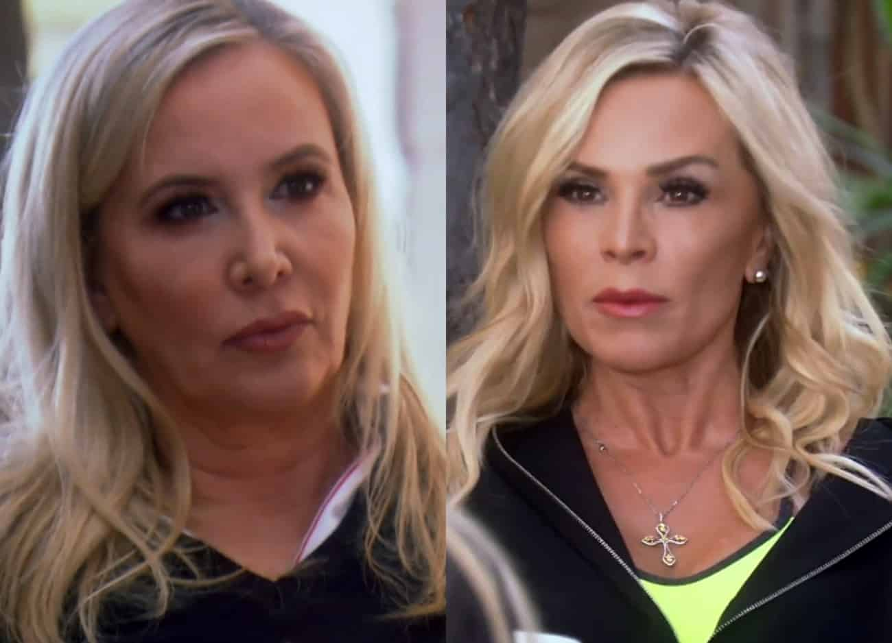 The RHOC Recap: Tamra Accuses Shannon of Being the Puppet Master, Plus Ryan Cries Out for Help