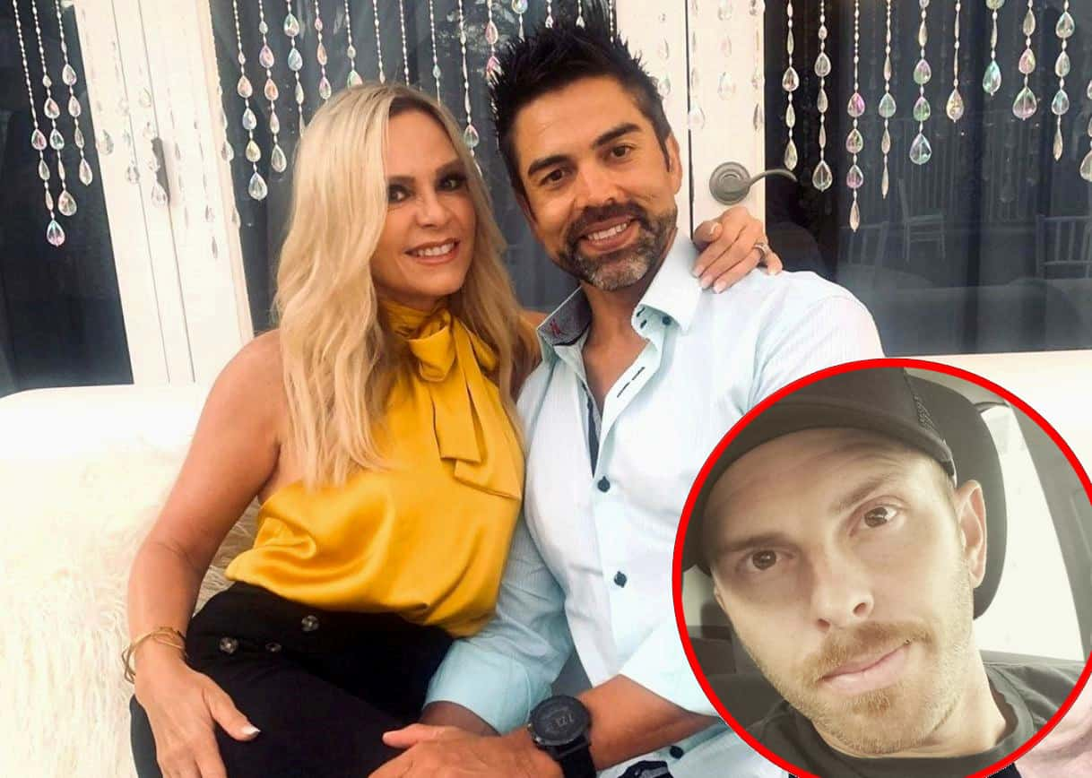 RHOC's Tamra Judge Reveals Husband Eddie Judge Needs More Heart Surgery, Plus Eddie Defends Comments About Ryan Vieth