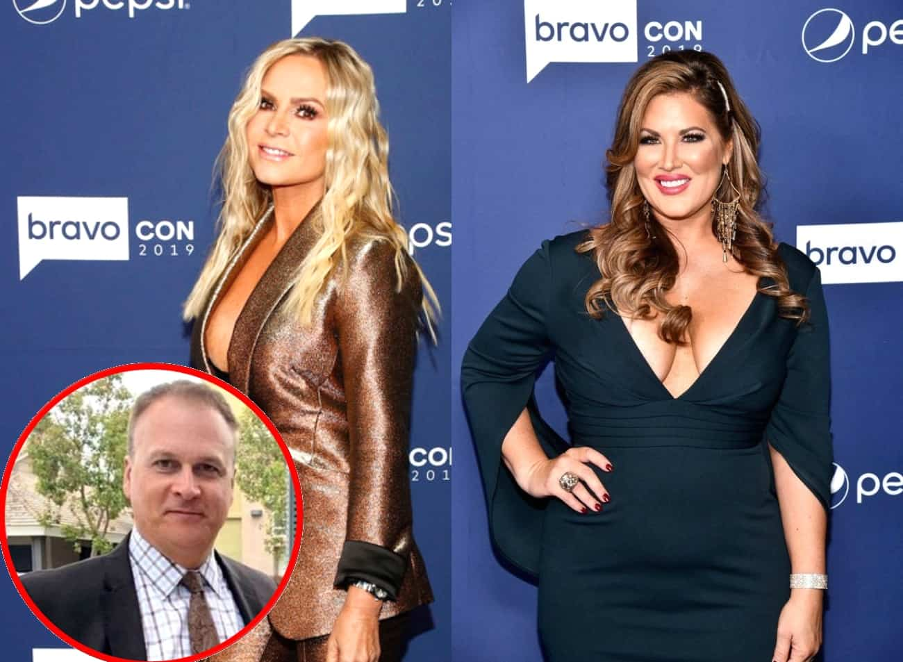 Tamra Judge On Why Emily Simpson is Not a Good Fit for RHOC, Plus She Gets Emotional When Speaking About Ex-Husband Simon Barney