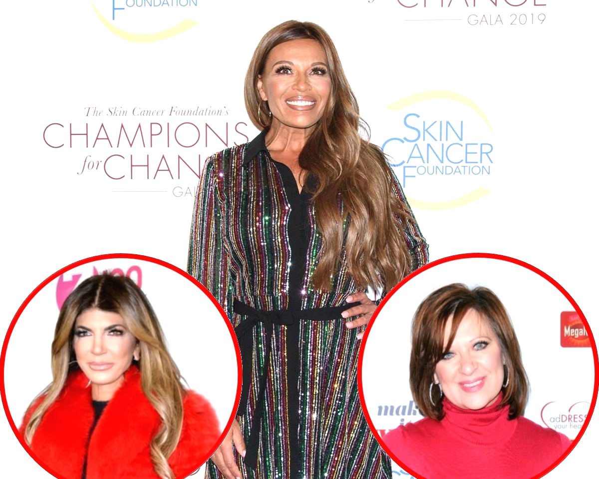 RHONJ's Dolores Catania Dishes on Her Friendship With Teresa Giudice's Nemesis Caroline Manzo