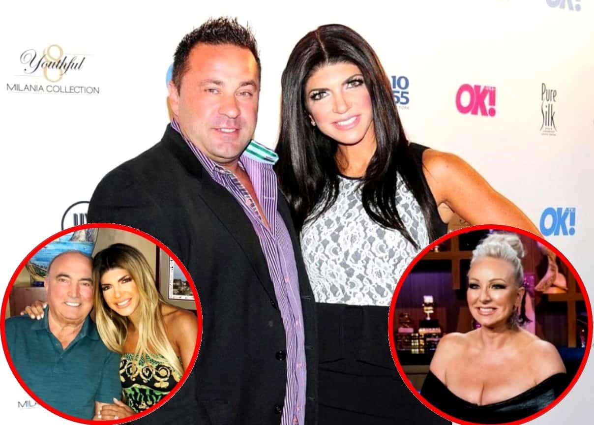Does RHONJ's Teresa Giudice's Dad Want Her to Divorce Joe?