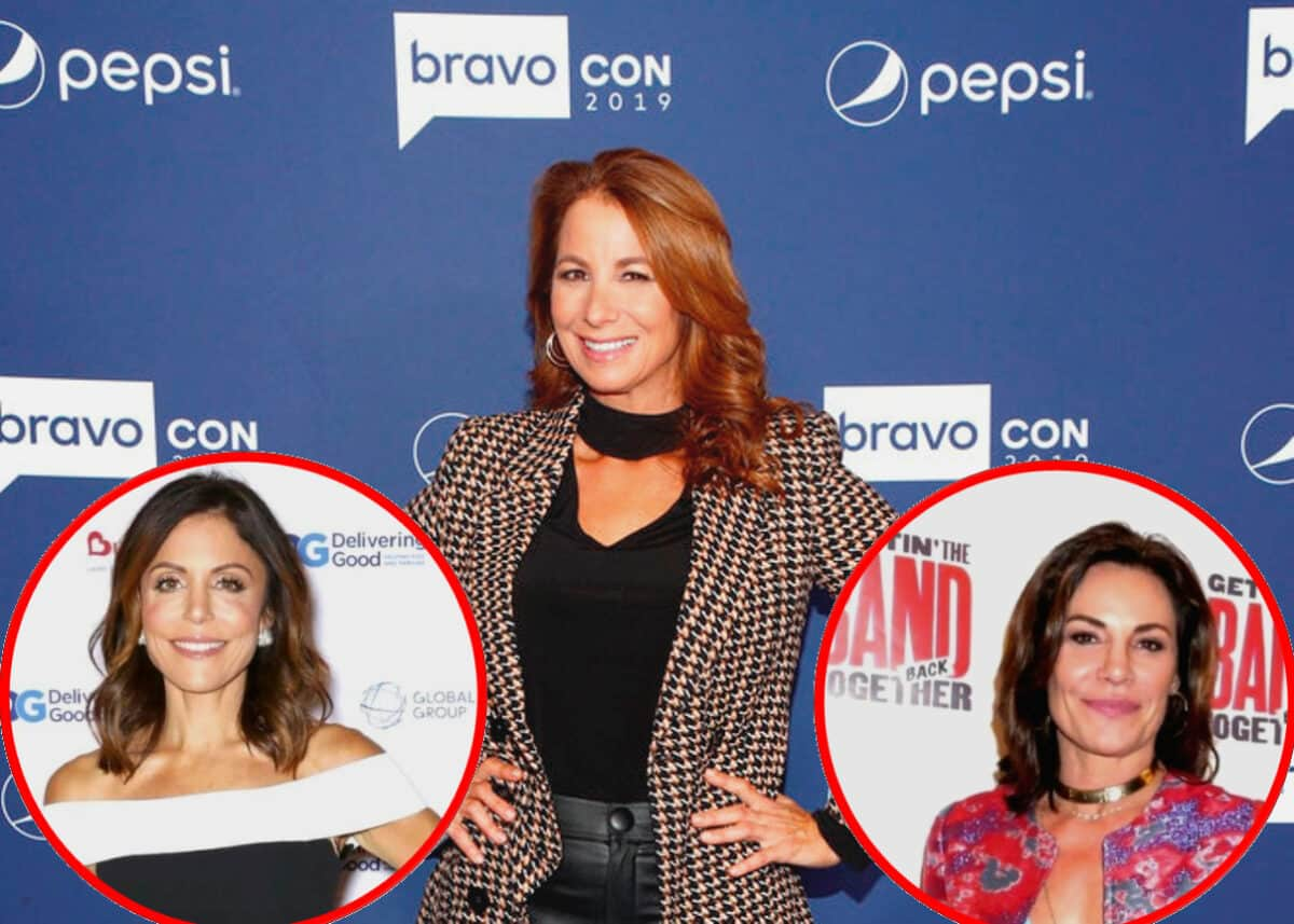 "Jill Zarin Reveals if She's Replacing Bethenny Frankel on RHONY, Reveals Why Luann Left Her ""Beyond Shocked"" Plus Where She Stands With Bethenny"
