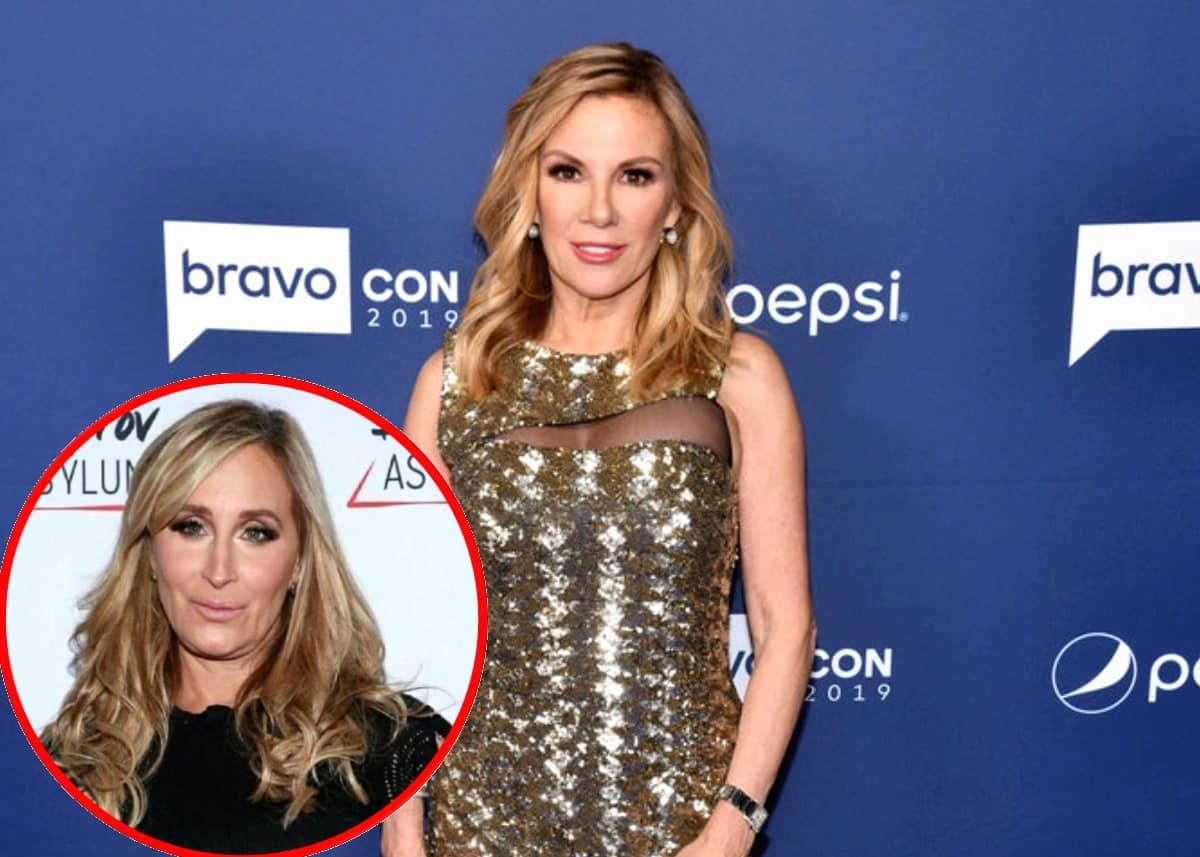 """RHONY's Ramona Singer Admits Sonja Morgan is """"Struggling"""" Following Bar Incident and Says Show is """"Better"""" Without Bethenny"""