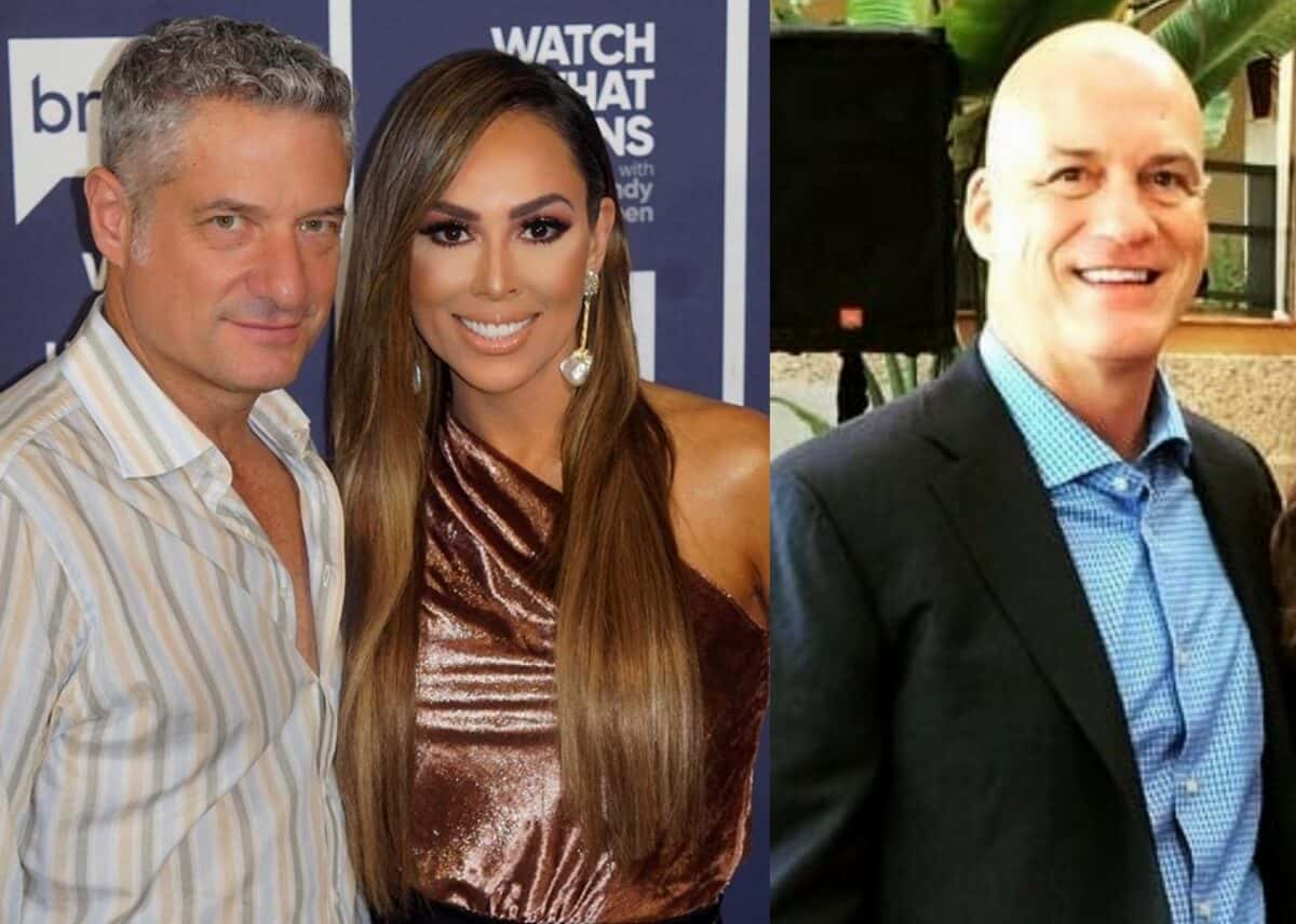 RHOC's Kelly Dodd Accuses Ex Michael Dodd of Threatening to 'Expose' Her After Rick Leventhal Engagement and Reveals What Role Ramona Singer Wants in Her Wedding, Plus is She Joining RHONY?