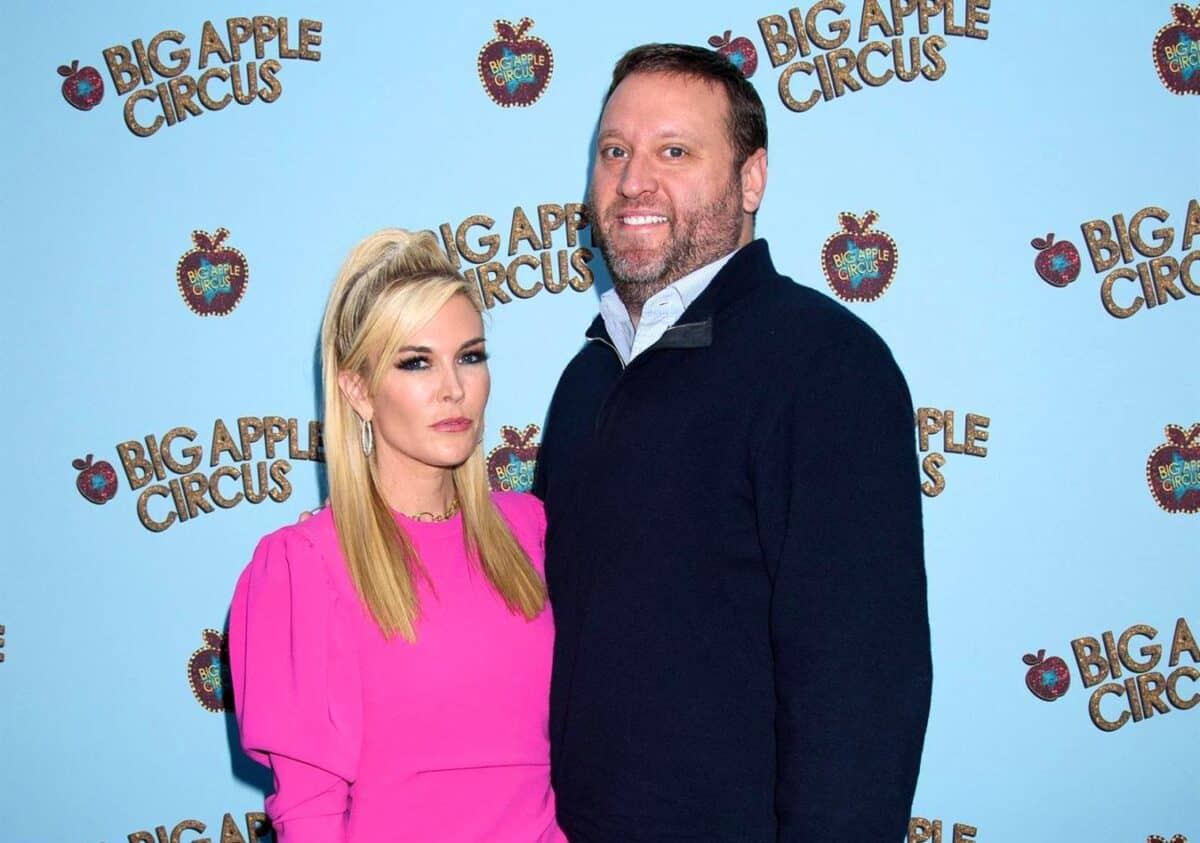 VIDEO: Watch an Emotional Clip of RHONY Star Tinsley Mortimer's Engagement to Boyfriend