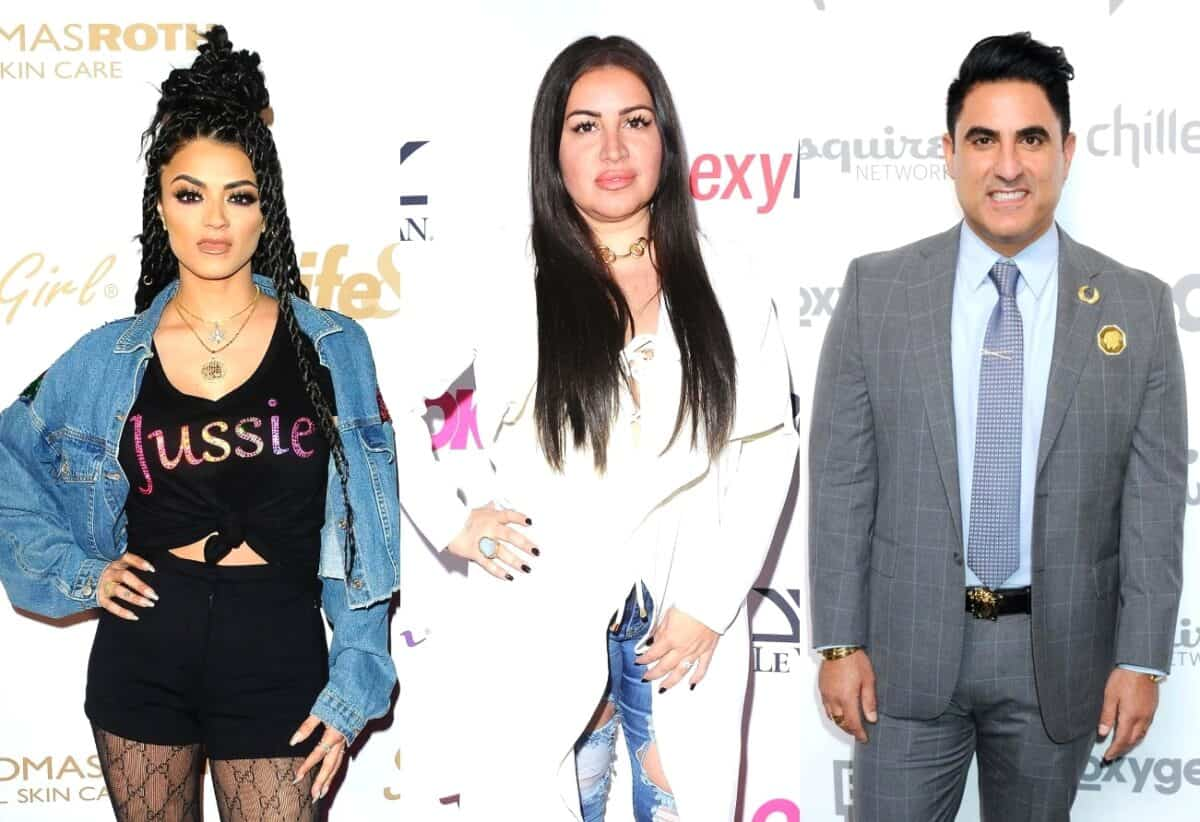 Shahs of Sunset's Golnesa 'GG' Gharachedaghi Slams the 'Largely Entertaining' Mercedes 'MJ' Javid