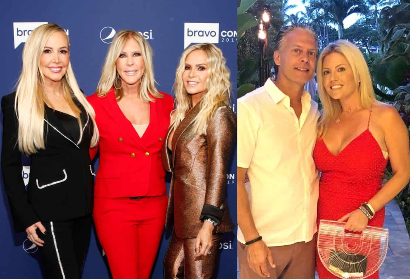 "RHOC Cast Slams Attention-Hungry David Beador and Girlfriend Lesley Cook Over 'Classless' Pics as Shannon Admits Calls Them ""Trashy"""