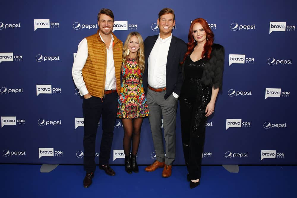 Shep Rose Cameran Eubanks Austen Kroll Kathryn Dennis Attend BravoCon
