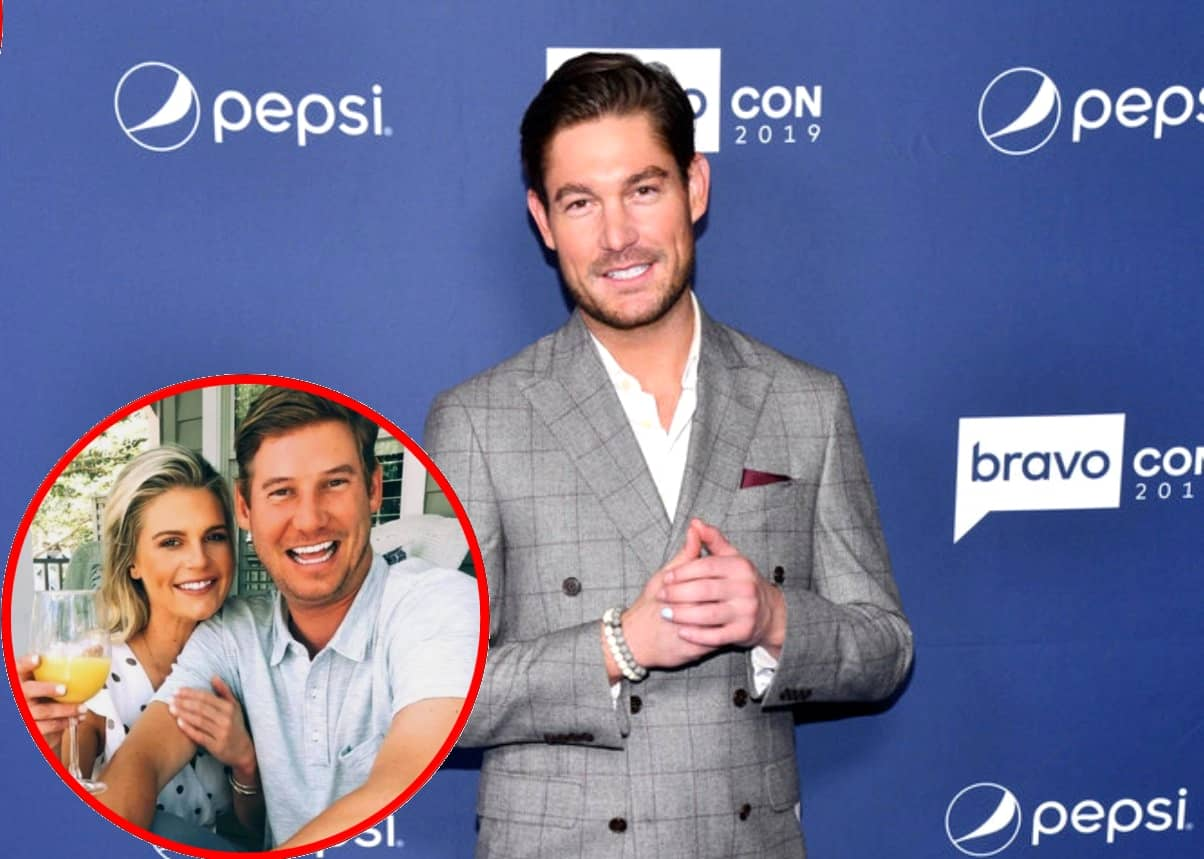 Southern Charm's Craig Conover Gives Update on Dating Life