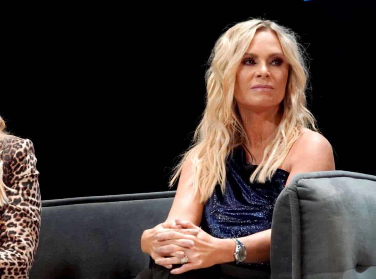 RHOC Star Tamra Judge Responds to Firing Rumors, See Her Post Plus the New Change to Her Instagram Bio