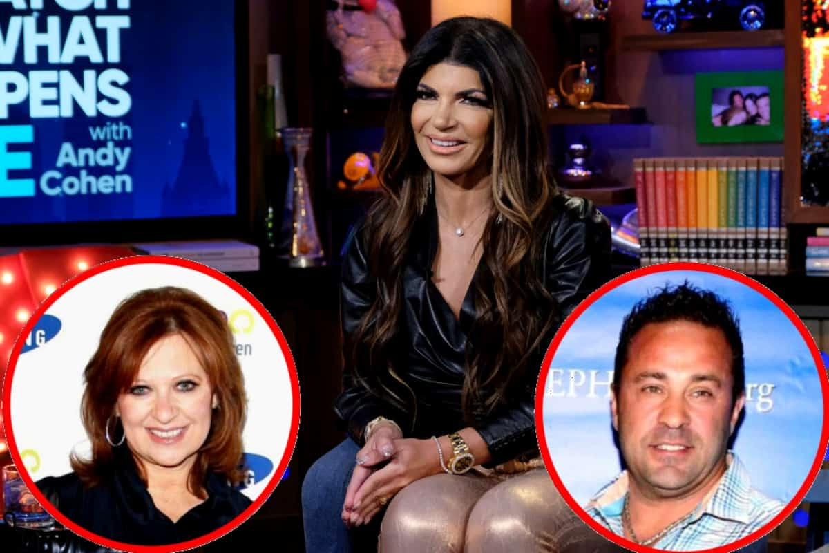 RHONJ's Teresa Giudice Blames Caroline Manzo for the Demise of Their Friendship