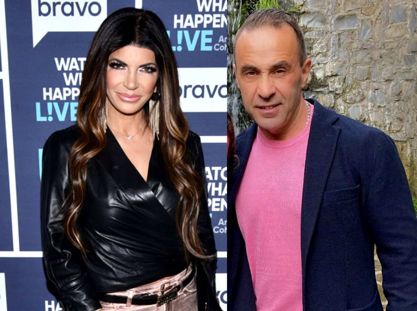 REPORT: RHONJ's Teresa Giudice Still Considering Divorcing Joe Giudice Despite Flirty Messages From Him After Recent Trip to Italy, Find Out Why