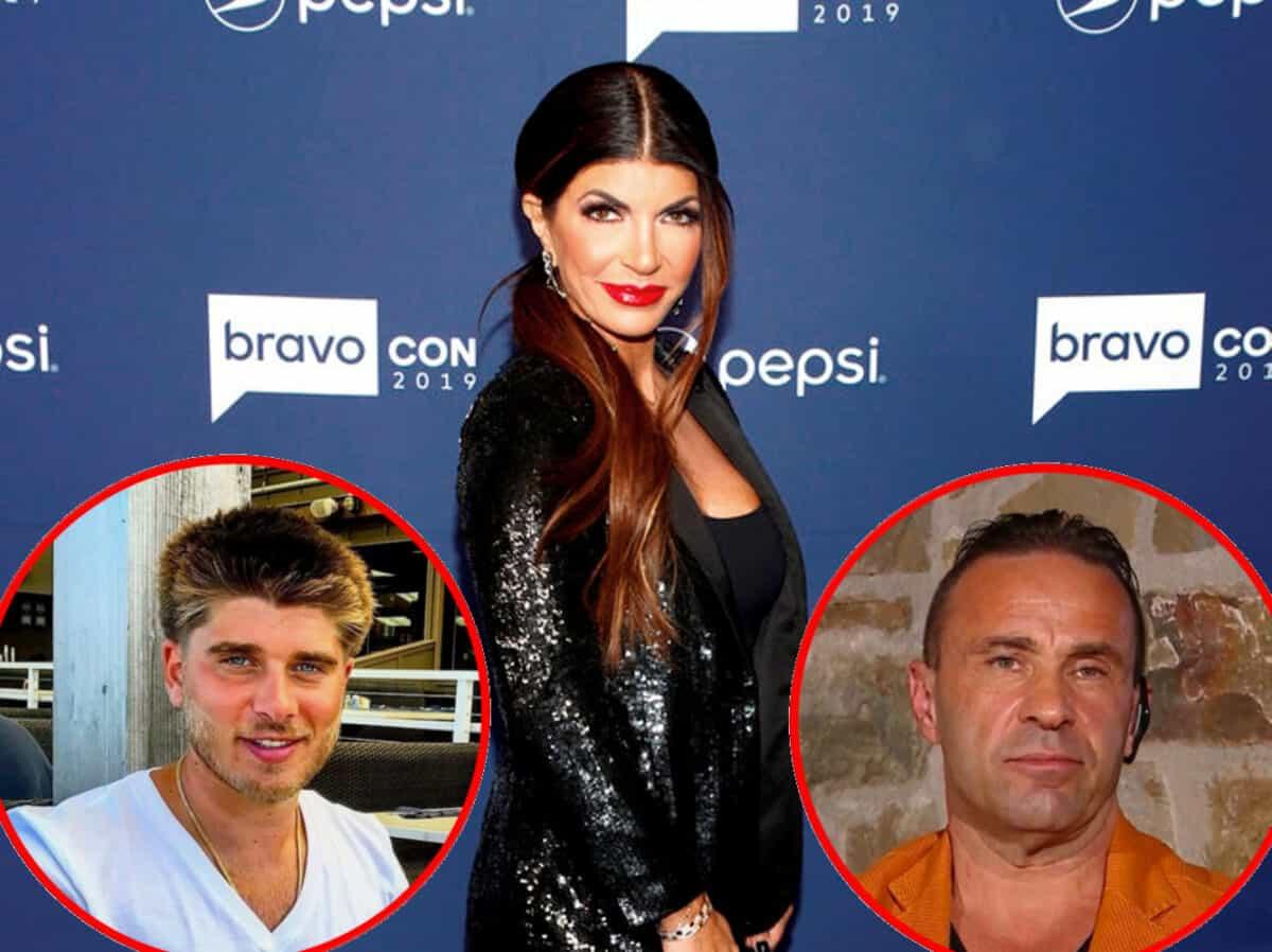 RHONJ's Teresa Giudice Talks Status With Rumored 'Boy Toy' Blake Schreck, Plus Did She and Husband Joe Hook Up During Italy Reunion?