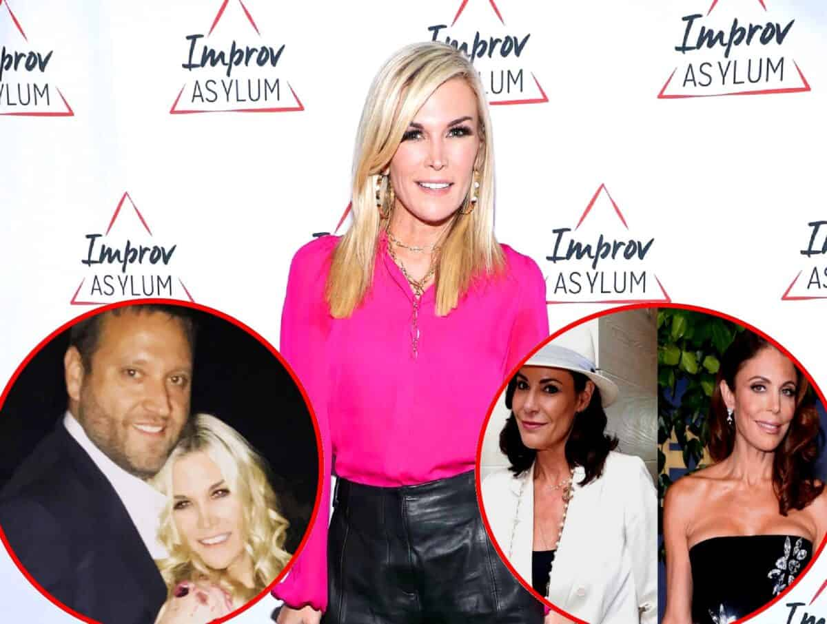 PHOTO: RHONY's Tinsley Mortimer Shares Pic of Her Engagement to Boyfriend Scott Kluth as Bethenny, Luann and Other Real Housewives Cast Members React