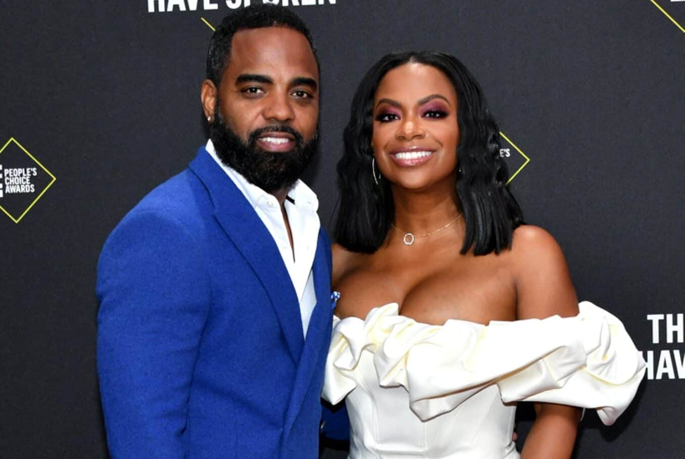 PHOTO: RHOA's Kandi Burruss Welcomes Third Child Via Surrogate With Husband Todd Tucker, Find Out Her Name and See the First Pic of the Baby Girl