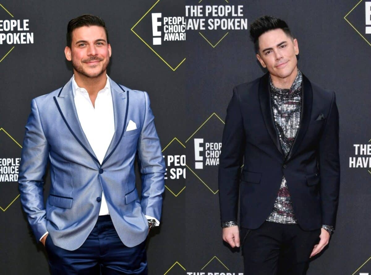 Here's Why Jax Taylor Feels Betrayed by Tom Sandoval as Vanderpump Rules Stars Reunite After Feud, Where Do They Stand Today?