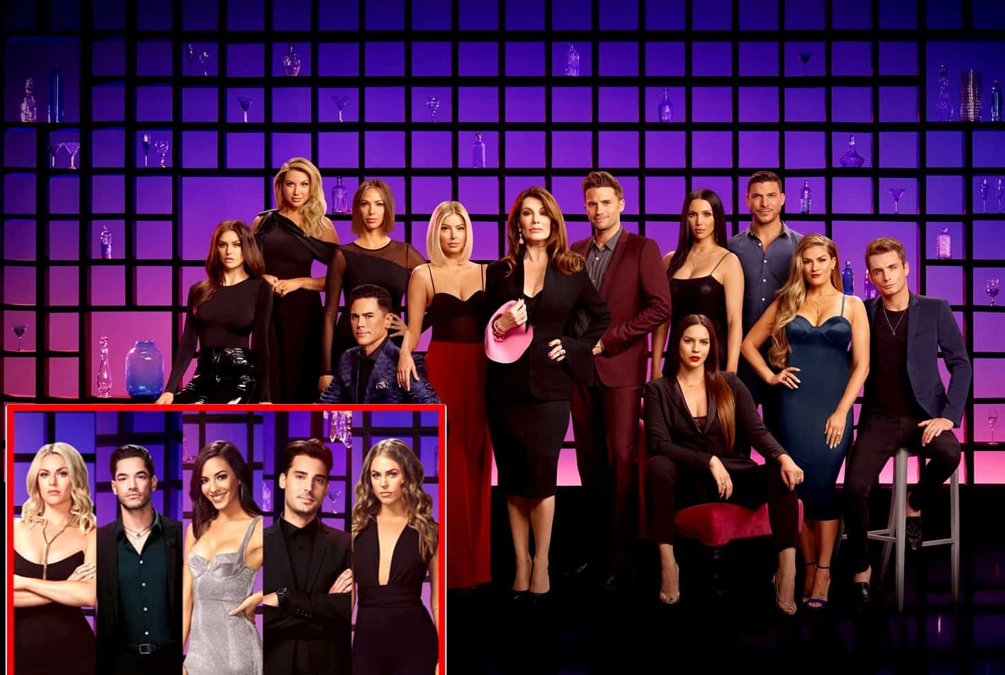 VIDEO: Watch Vanderpump Rules Season 8 Trailer! Stassi and Kristen Endure a Falling Out as Jax Feuds With Tom Sandoval Plus Meet 5 New Cast Members!