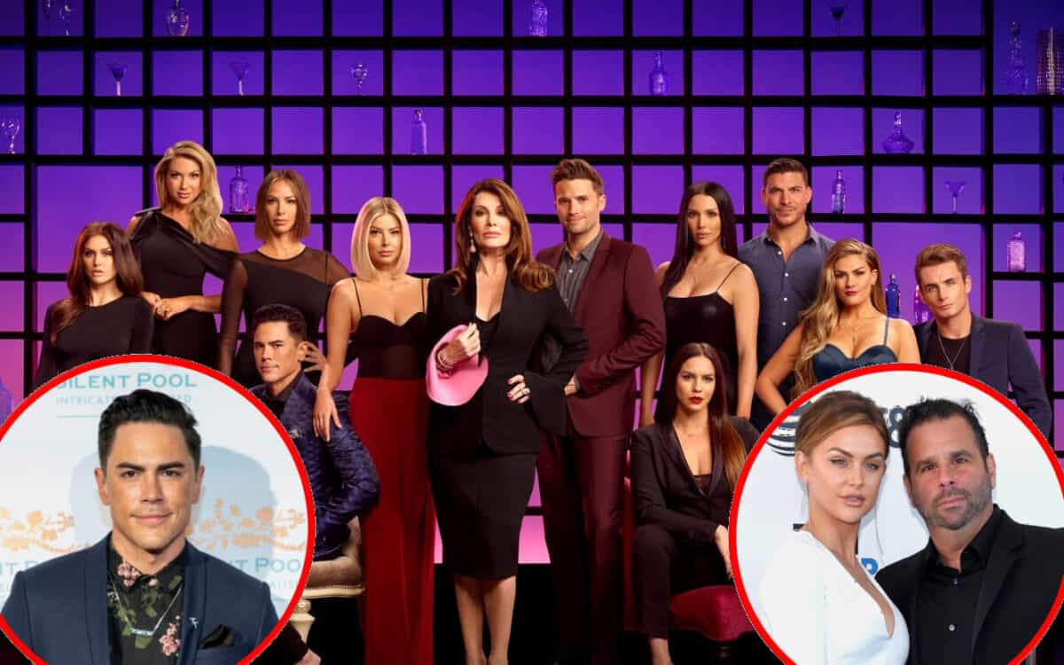 VIDEO: Tom Sandoval Gets Arrested in Vanderpump Rules Extended Trailer Plus Lala Kent's Fiancé Randall Joins Show and Scheana's Involved in a Love Triangle