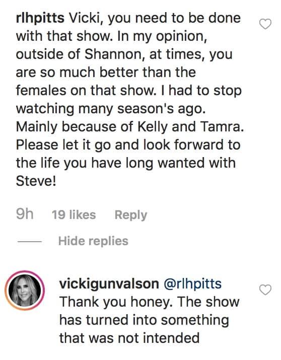 Vicki Gunvalson Disses RHOC After Reunion