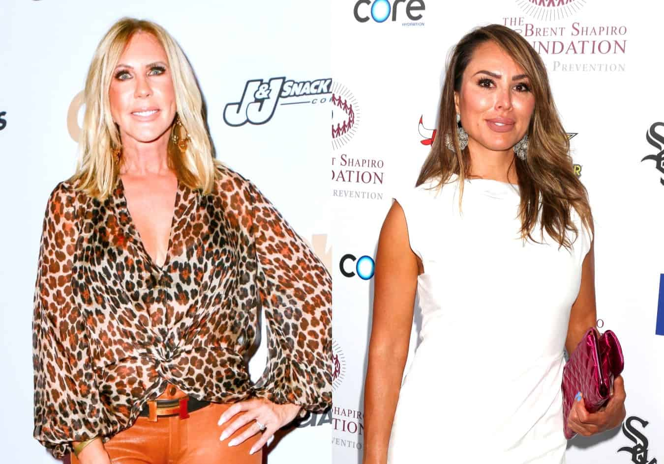 REPORT: Vicki Gunvalson and Kelly Dodd Made up at RHOC Season 14 Reunion, Find Out Where They Stand With One Another Today
