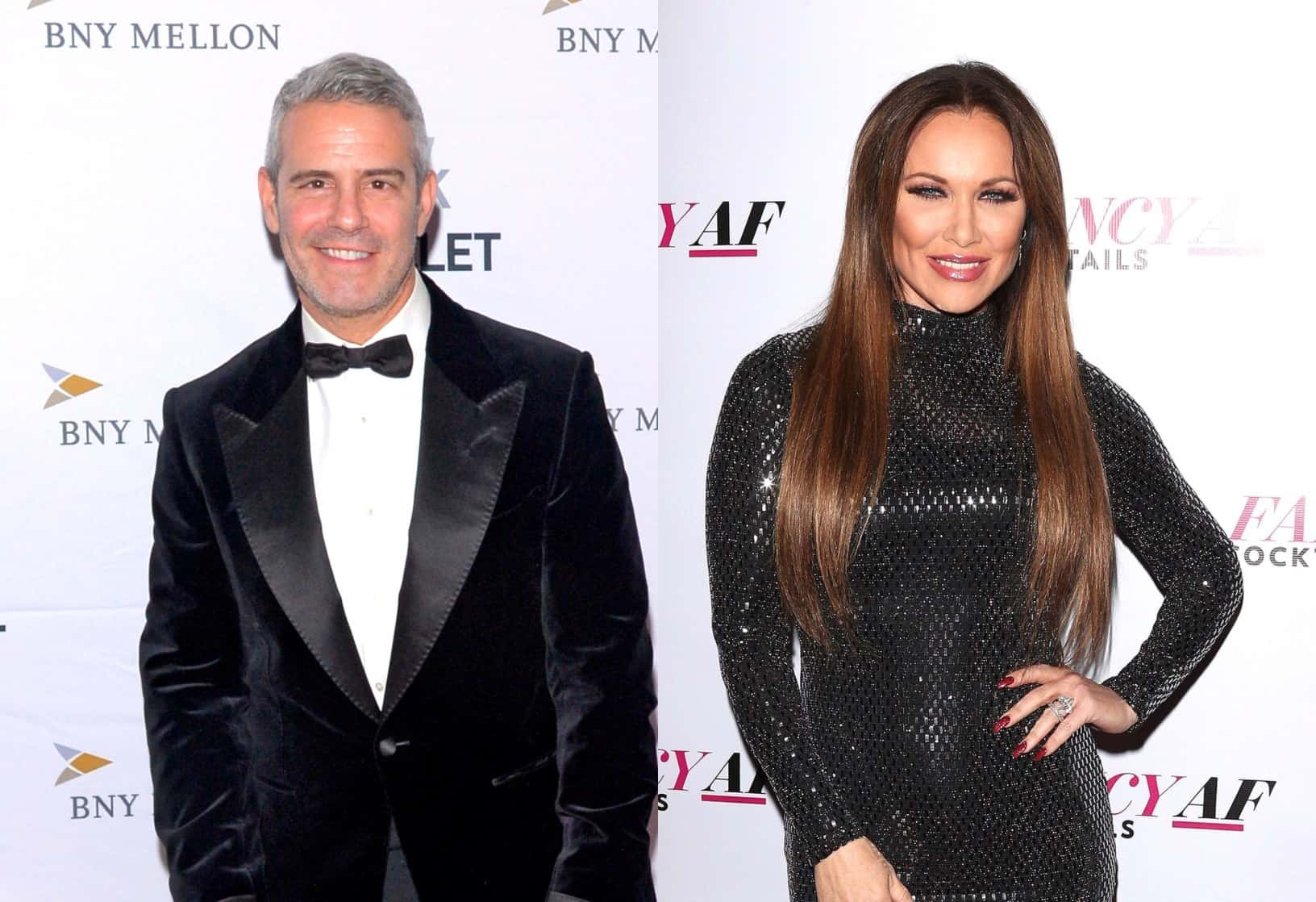 Andy Cohen Slams LeeAnne Locken for 'Vile, Disgusting Slurs' Against Mexicans as RHOD Star Issues New Public Apology