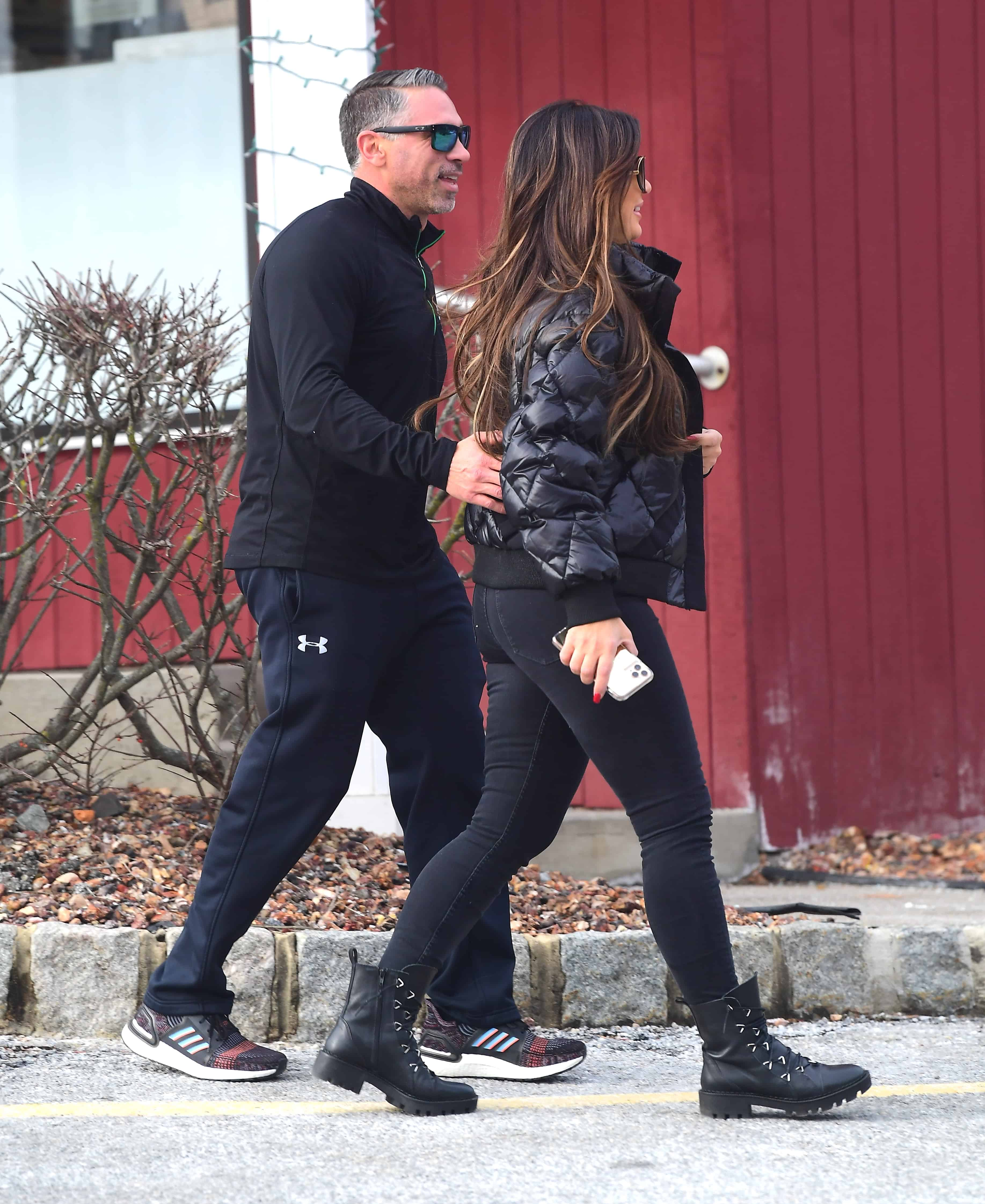 Anthony Delorenzo Leads RHONJ Teresa Giudice Around in New Jersey