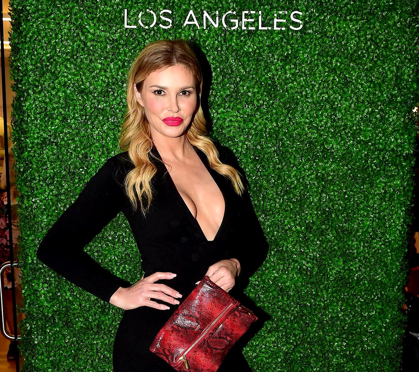 "Ex RHOBH Star Brandi Glanville Tells Fans She Was ""Drugged"" in Alarming Tweets, Reveals She Was ""So High"""