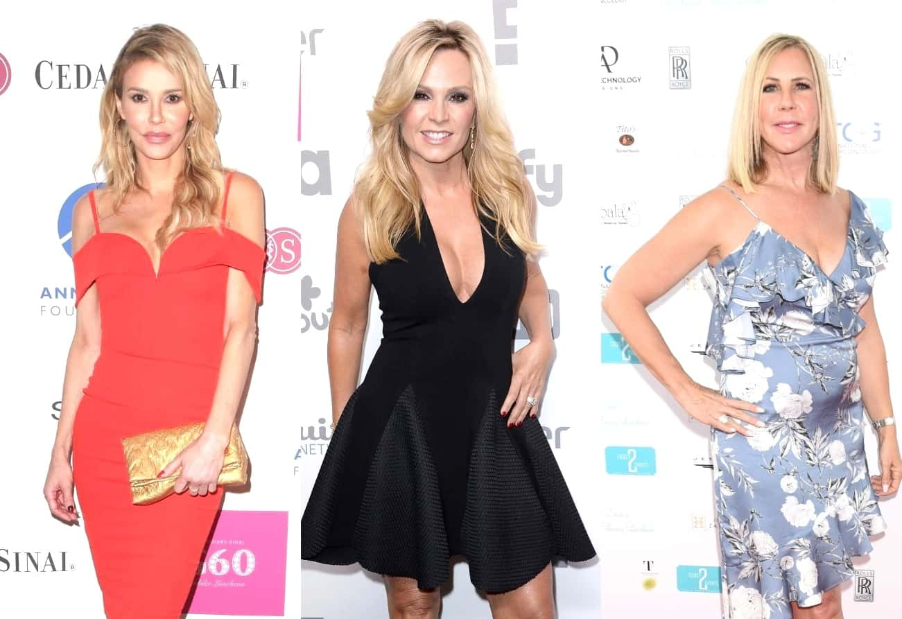 RHOBH's Brandi Glanville Slams Tamra Judge as a 'Mean' Girl