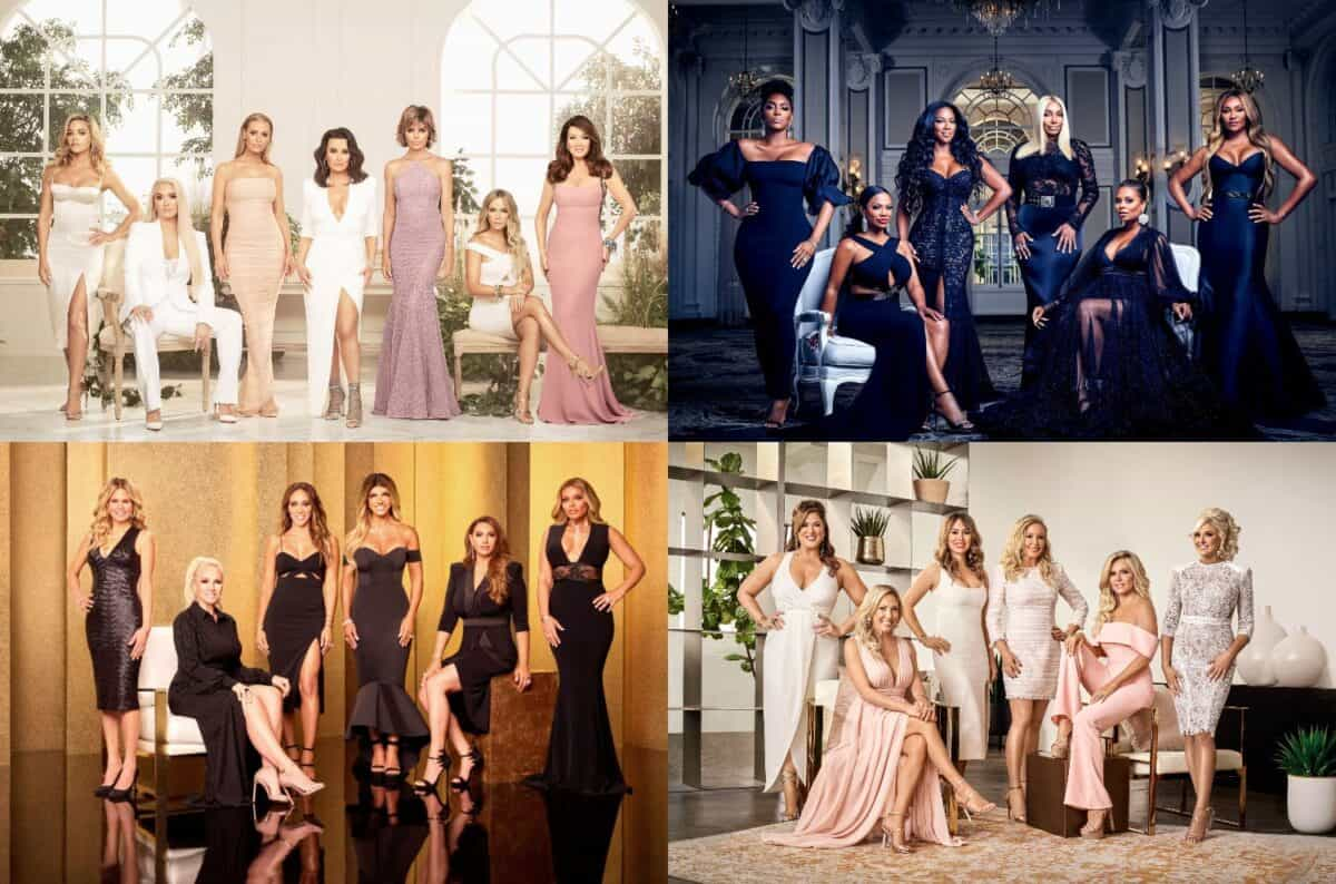 Who is Your Favorite Bravo Real Housewife? Vote in Our End of the Year Polls for 2019!