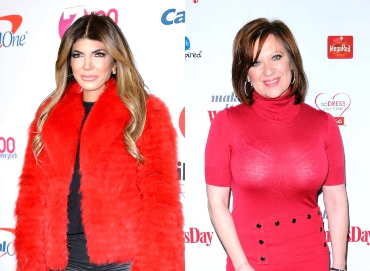 Here's What Happened When Teresa Giudice and Caroline Manzo Reunited for Superbowl Ad, Plus Is Caroline Coming Back to RHONJ?